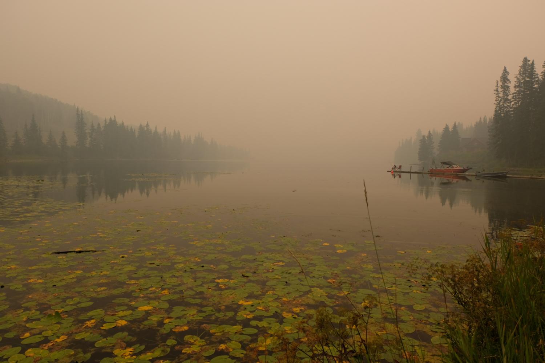 Quer durch British Columbia – unsere Räucherkammer Kanadas